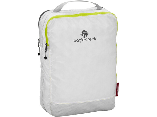 Eagle Creek Pack-It Specter Clean Dirty Sacoche M, white/strobe